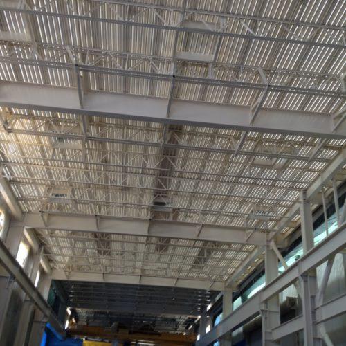 MWD La Verne Int struct steel PPG Ameron High performance
