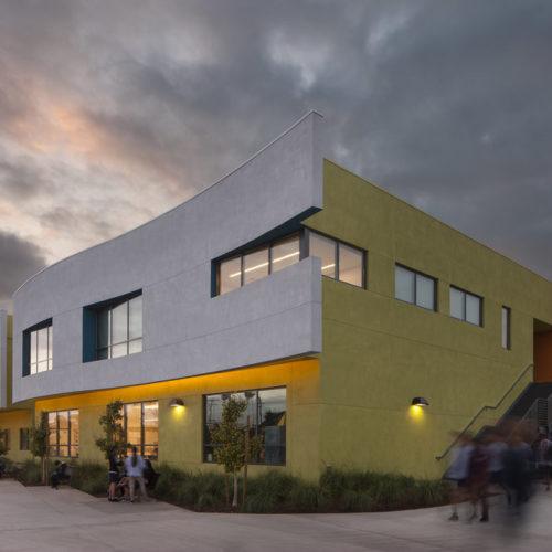 Berliner Architects -  Magnolia School -  Photography by Tom Bonner  -  Job ID 6230