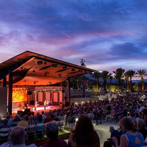 Rancho Mirage Ampi2 concert high performance