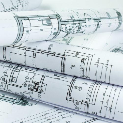 Construction plans preconstruction